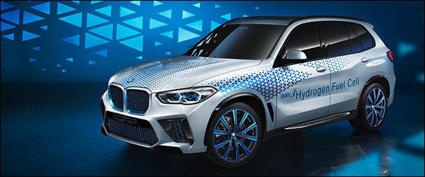 Officieel: BMW i Hydrogen NEXT (2019)