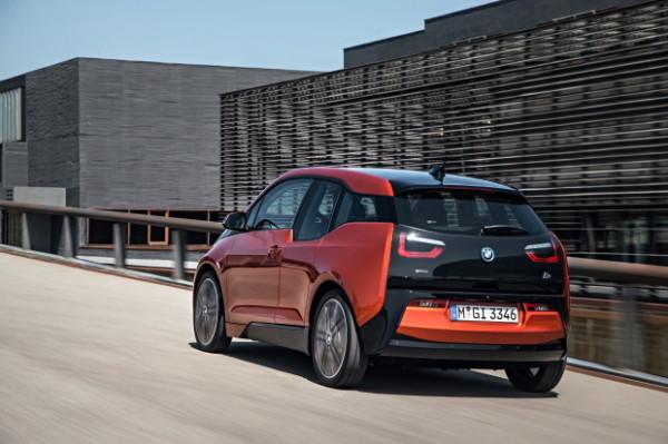 BMW i3 2013 21