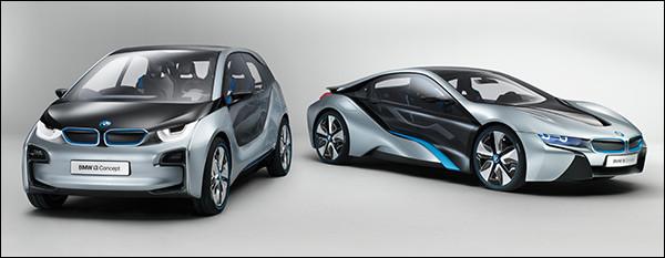 Nieuw BMW i model komt in 2018 [i5?]
