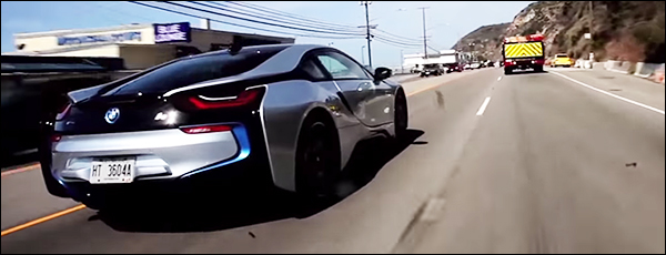 Video: Chris Harris test de BMW i8