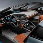 BMW i8 Spyder maakt zich klaar voor introductie