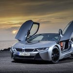 Officieel: BMW i8 Coupé facelift (2017)