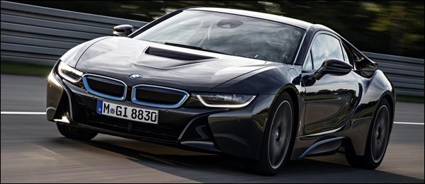 BMW i8 M niet gepland