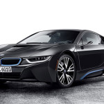 BMW i8 Mirrorless Concept
