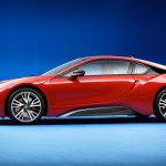 Officieel: BMW i8 Protonic Red Edition
