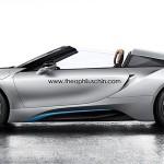 Impressie: BMW i8 Spyder
