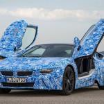 BMW i8 - specs