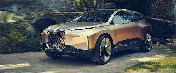 Officieel: BMW iNEXT Concept (2018)