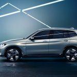 Officieel: BMW Concept iX3 EV (2018)