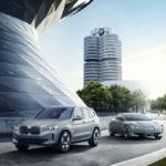 BMW iX3 doet het met 440 km rijbereik