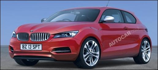 BMW instapper FWD