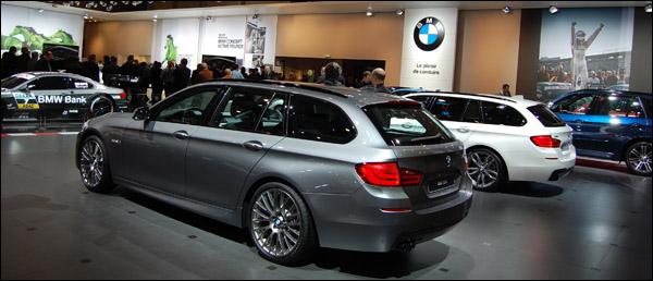 BMW verkopen januari 2013