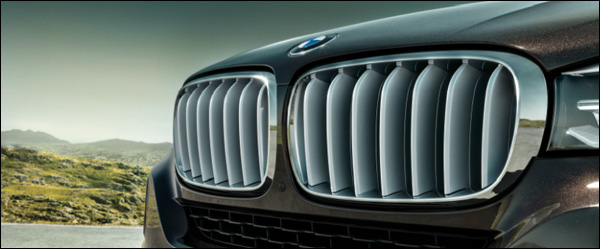 BMW x5 F15 teaser
