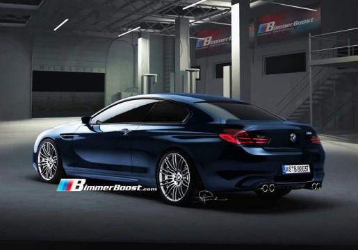 BMW M6 nieuwe