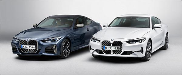 Belgische prijs BMW 4 Reeks Coupe (2020): vanaf 46.000 euro