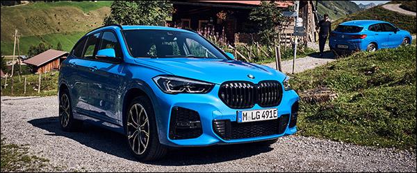 Belgische prijs BMW X2 xDrive25e (2020): vanaf 47.150 euro