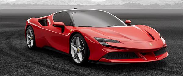 Belgische prijs Ferrari SF90 Stradale (2020): vanaf 427.043 euro