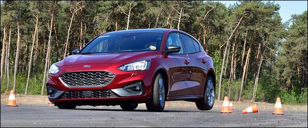 Belgische prijs Ford Focus ST (2019): vanaf 35.585 euro