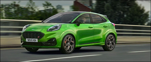 Belgische prijs Ford Puma ST (2020): vanaf 30.800 euro