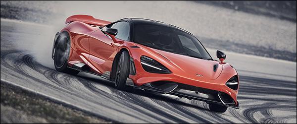 Belgische prijs McLaren 765LT Coupe (2020): vanaf 341.000 euro