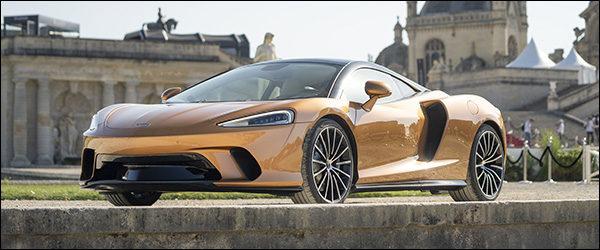 Belgische prijs McLaren GT: vanaf 201.500 euro