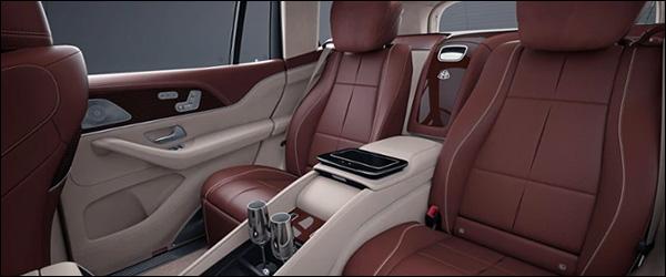 Belgische prijs Mercedes-Maybach GLS (2020): vanaf 167.343 euro