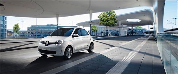 Belgische prijs Renault Twingo ZE (2020): vanaf 19.750 euro