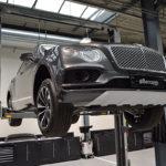 Bentley Belgium opent showroom in Drogenbos