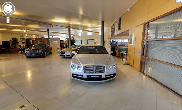 Bentley-Belgium-virtueel-bezoek-Google-Maps-1