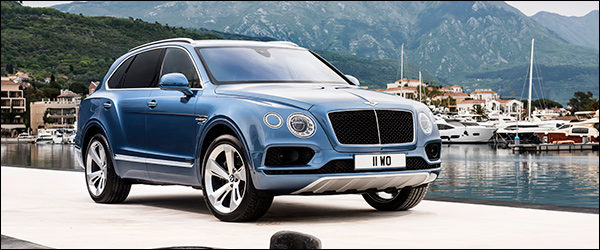 Officieel: Bentley Bentayga Diesel [435 pk / 900 Nm]