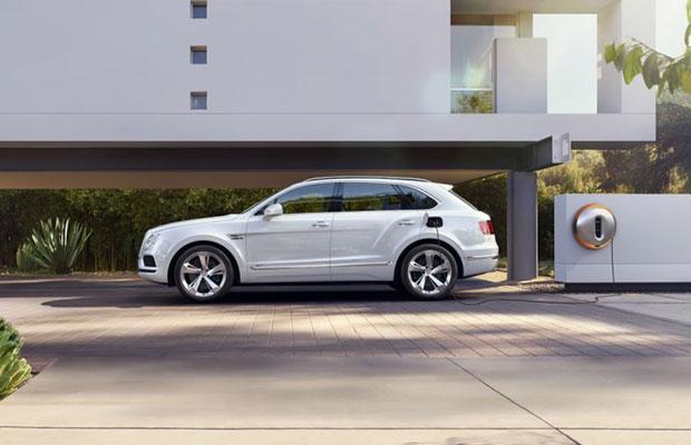 Officieel: Bentley Bentayga Hybrid (2018) | GroenLicht.be