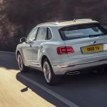 Officieel: Bentley Bentayga Hybrid (2018)