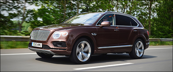 Bentley Bentayga nummer 20.000 is een feit!