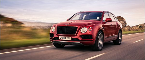 Officieel: Bentley Bentayga V8 (2018)