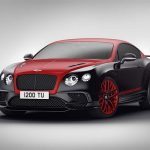 Officieel: Bentley Continental 24 special edition (2017)