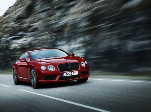Bentley Continental GT V8 2012
