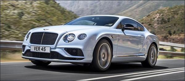 Officieel: Bentley Continental GT & Flying Spur facelift