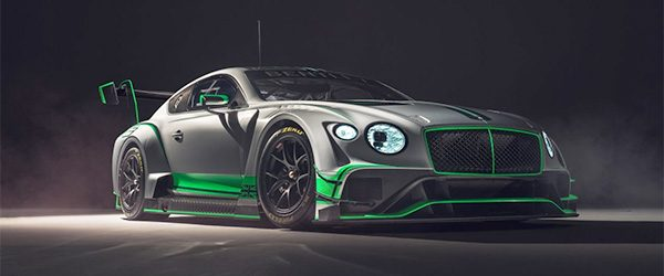 Officieel: Bentley Continental GT3 (2017)