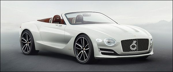 Officieel: Bentley EXP12 Speed 6e Concept (2017)