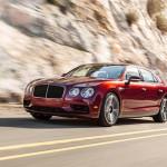 Officieel: Bentley Flying Spur V8 S [520 pk / 680 Nm]