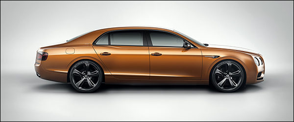 Officieel: Bentley Flying Spur W12 S [635 pk / 820 Nm]