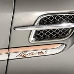 Bentley Hybrid Mulsanne Concept kan zo aan de stekker