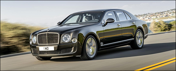 Officieel: Bentley Mulsanne Speed