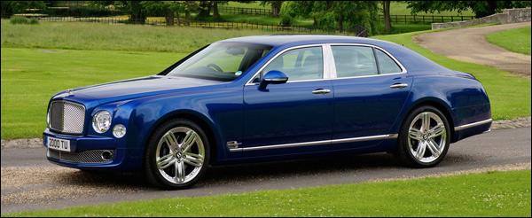 Autosalon Brussel 2014: Bentley