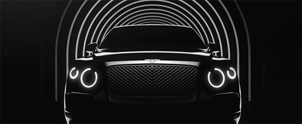 Video: Bentley teasert nogmaals hun SUV
