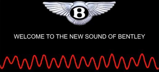 Bentley V8 Teaser Video