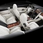 Bentley continental GT Facelift Interieur