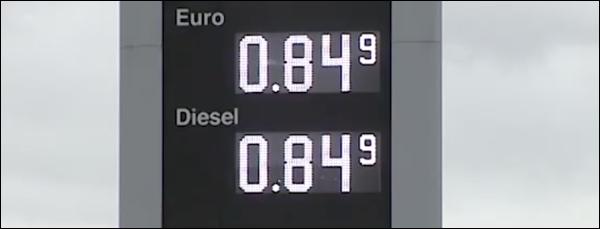 Benzineprijs LPG Prijs Opel Bi Fuel