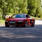 Audi R8 V10 festijn