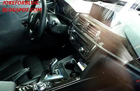 BMW 3-Reeks F30 3-Serie Interieur